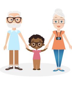 Día del abuelo y la abuela - Julio - 2018