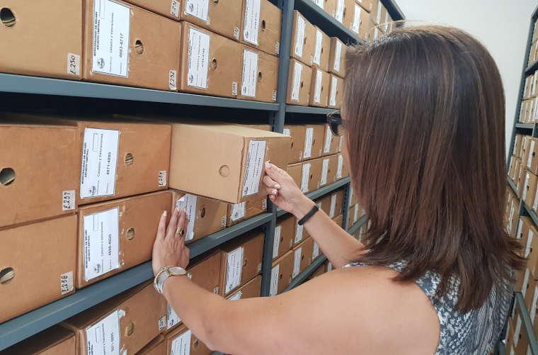 Municipalidad de Escazú tiene el mejor desarrollo archivístico según evaluación del Archivo Nacional - Enero - 2020