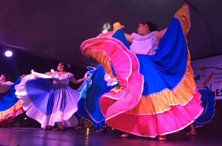 Festival Internacional Folclórico Escazú - Diciembre - 2018