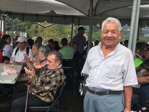 Día del abuelo y la abuela - Julio - 2019