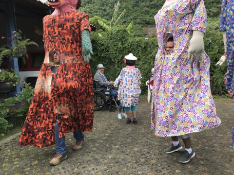 Barrios para Convivir - Julio - 2019