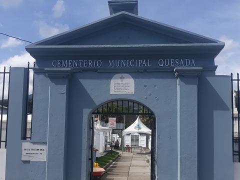 Comunicado Cementerios - Junio - 2019