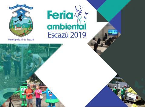Feria ambiental - Escazú 2019