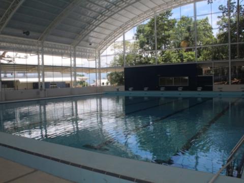 Escazú estrena Villa Deportiva con piscina, gimnasio y cancha multiuso - LaNación - 2019