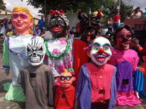 Festival de la mascarada - Octubre - 2018