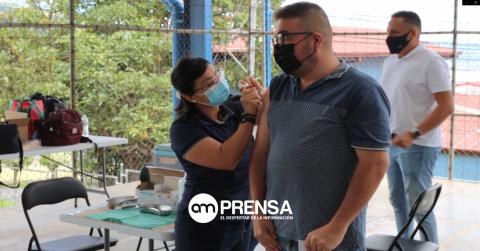 <em>Editar Noticia</em> Escazú organiza jornada de vacunación de 3 días para docentes de centros públicos
