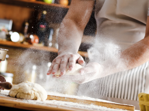 Panadería y repostería Be Free - Requiere panadero - Noviembre - 2018