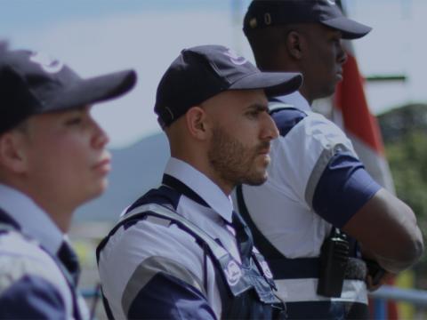 VMA Seguridad requiere oficiales de seguridad - Diciembre - 2018