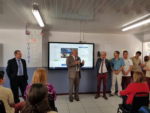 La educación de Escazú evoluciona y se transforma por inversión municipal