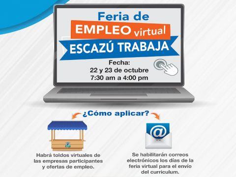 <em>Editar Noticia</em> Feria de empleo virtual