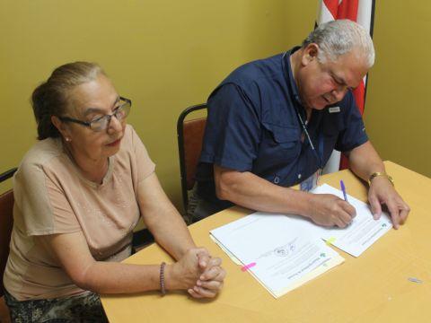 Municipalidad de Escazú y la Asociación Rescate de las Tradiciones del Boyero firman convenio de cooperación - 2020
