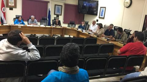 Concejo Municipal de Escazú rechaza de forma unánime el plan fiscal