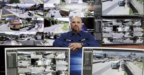 Drones y botones de pánico serán parte de la seguridad cantonal
