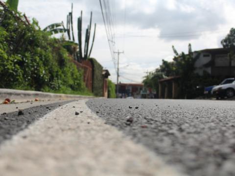 Gestión Vial Municipal - Presentación de Informe - Marzo - 2019