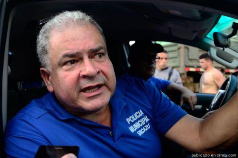 Alcalde de Escazú pide apoyo del Gobierno - 2020