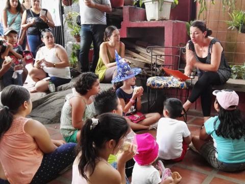 Barrios para Convivir - Junio - 2019