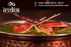 <em>Editar Empresa</em> Taste of India506