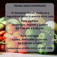 <em>Editar Empresa</em> Verdureria Frank Arias Rodriguez